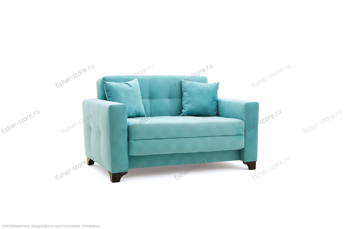Прямой диван Этро люкс с опорой №1 Вид по диагонали