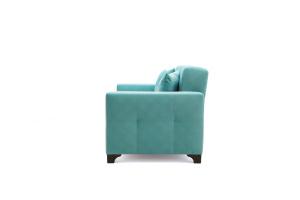 Прямой диван Этро люкс с опорой №1 Вид сбоку