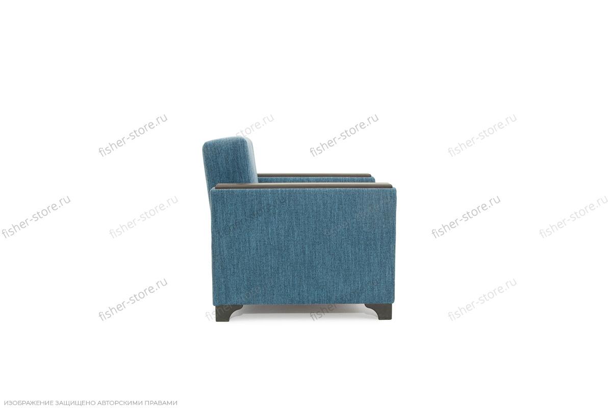 Двуспальный диван Этро-2 с опорой №1 Вид сбоку