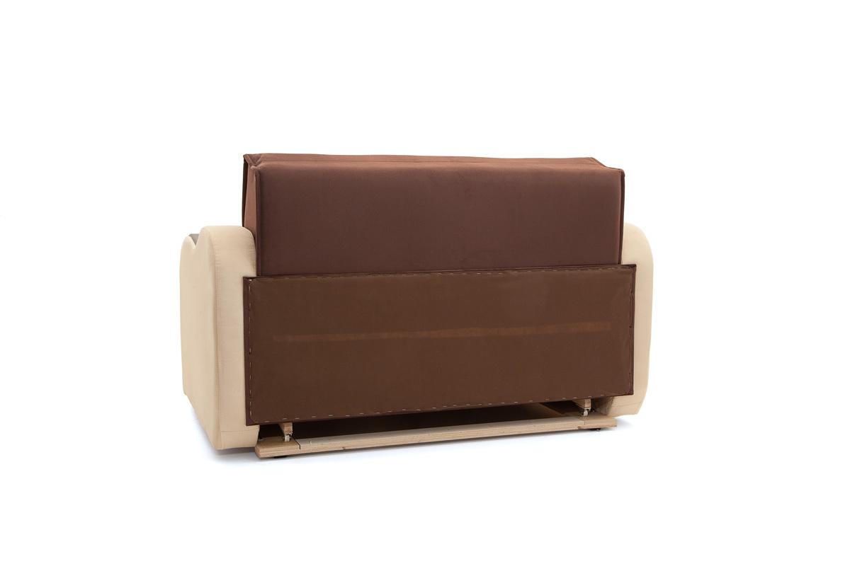 Двуспальный диван Аккорд-6  Вид сзади