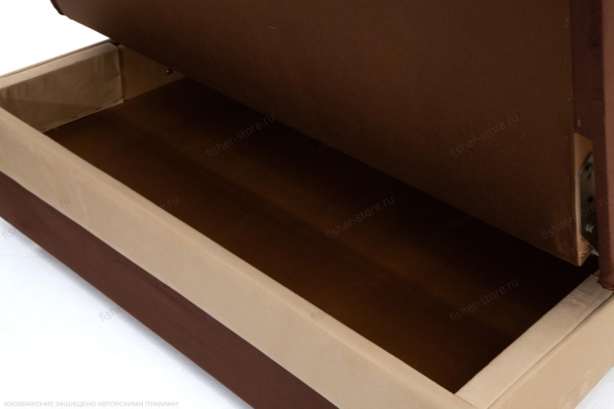 Двуспальный диван Аккорд-6  Ящик для белья