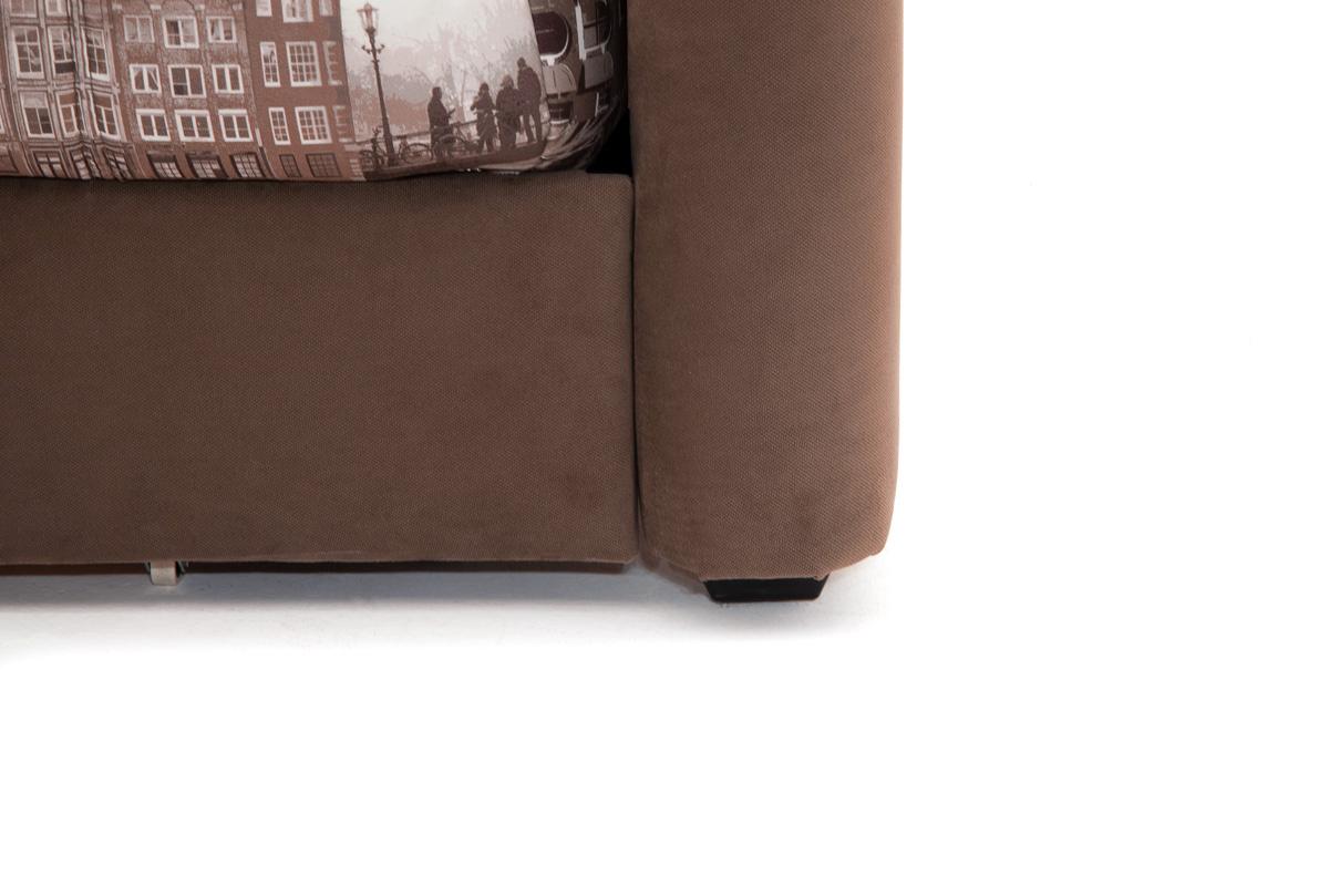 Прямой диван Виа-5 Ножки