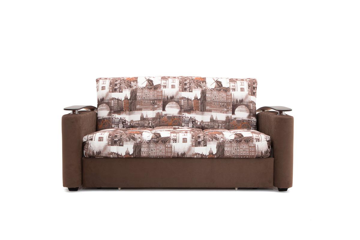 Прямой диван Виа-5 Вид спереди