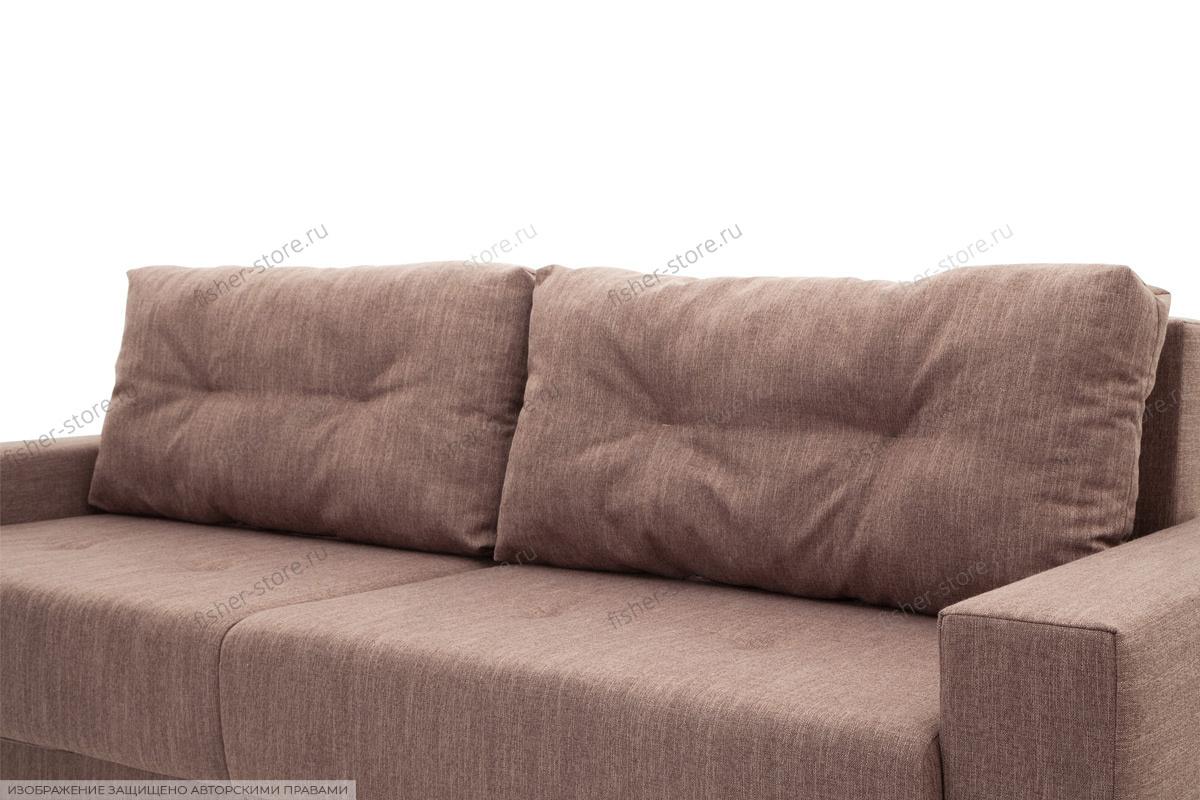 Прямой диван кровать Комфорт Подушки