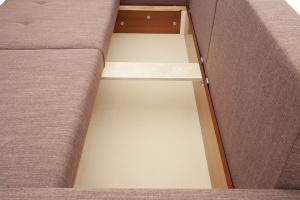 Прямой диван кровать Комфорт Ящик для белья