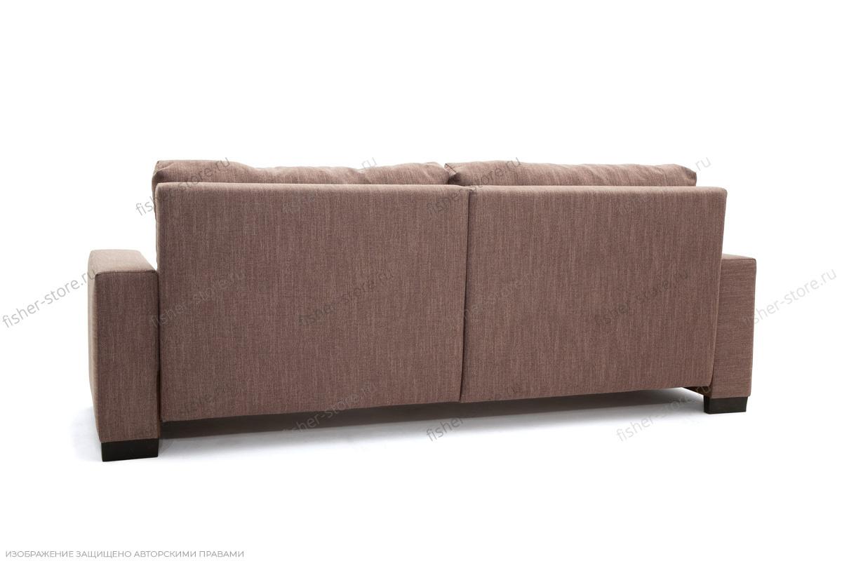 Прямой диван кровать Комфорт Вид сзади