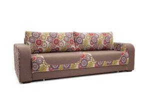 Прямой диван еврокнижка Верона Вид по диагонали