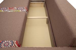 Прямой диван еврокнижка Верона Ящик для белья