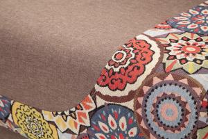 Прямой диван еврокнижка Верона Текстура ткани