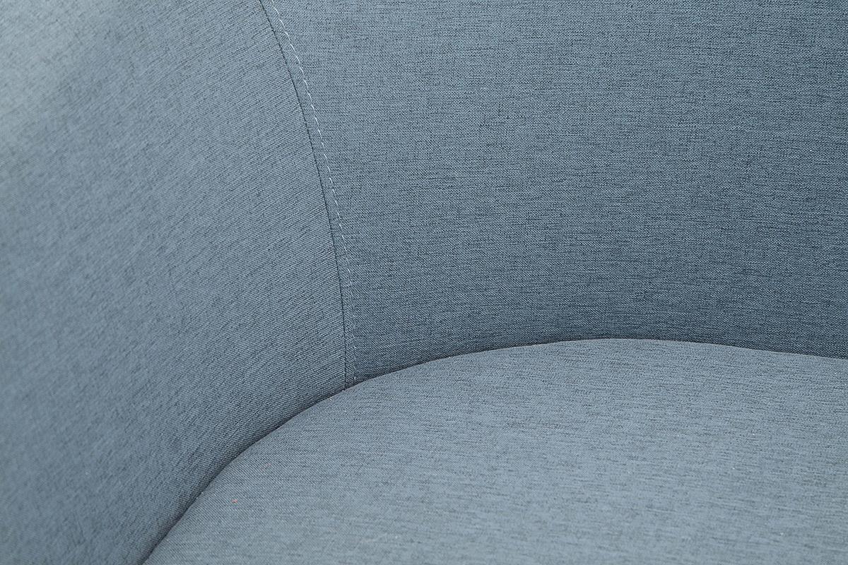 Прямой диван Лорд с опорой №5 Текстура ткани