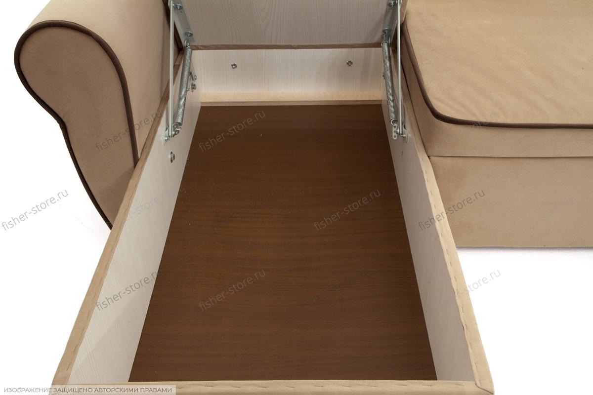 Угловой диван Рейн Ящик для белья