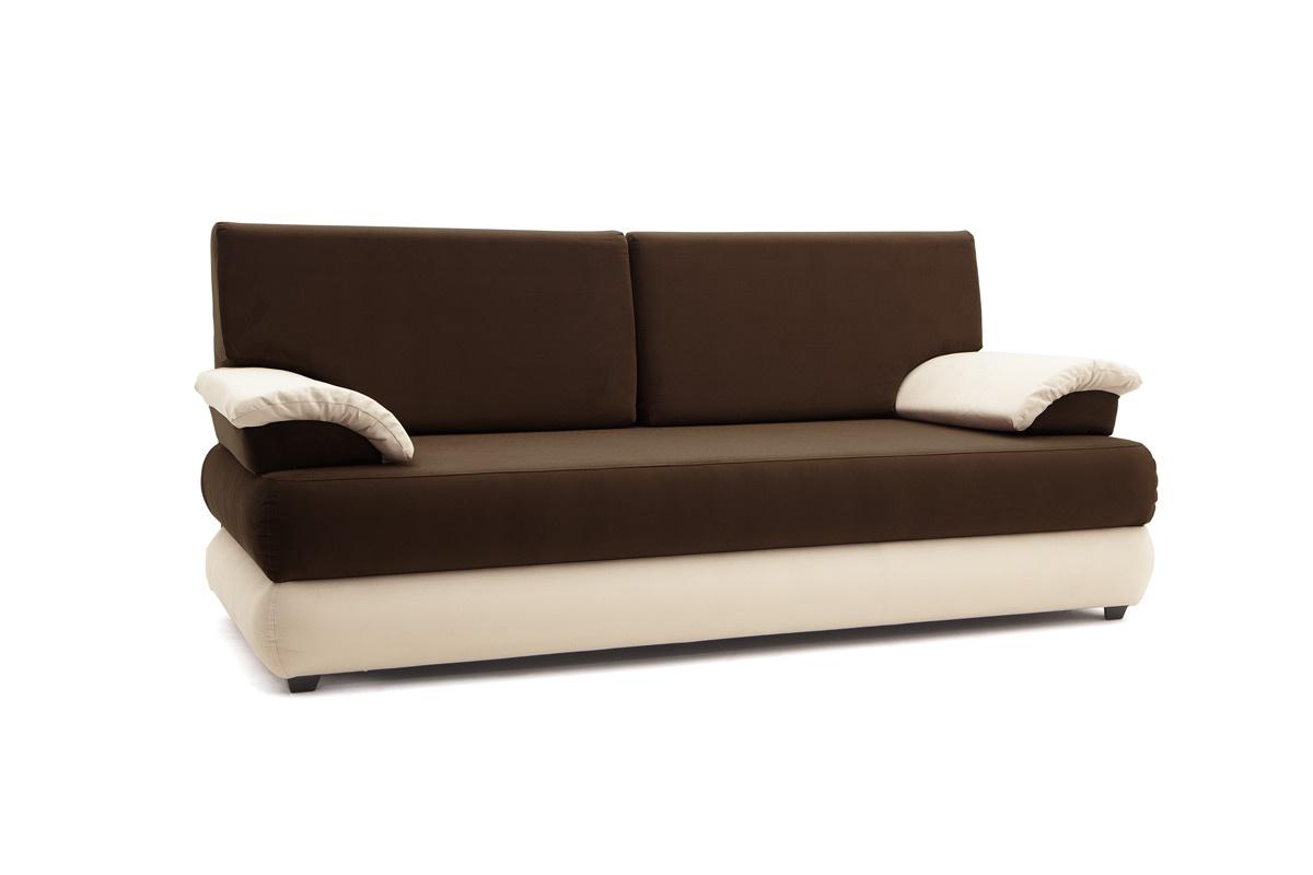 Прямой диван со спальным местом Фиджи Вид по диагонали