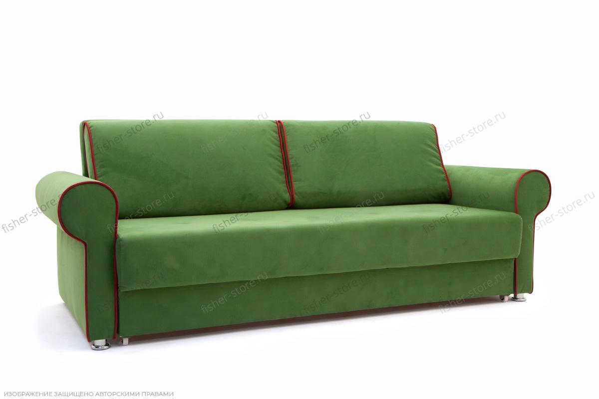 Прямой диван со спальным местом Олимп Вид по диагонали