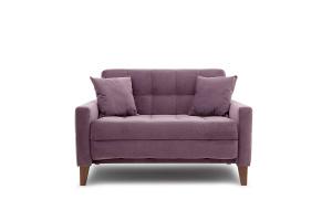 Двуспальный диван Этро люкс с опорой №3 Вид спереди