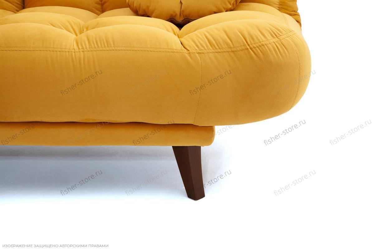 Прямой диван Остин MФ (Акула) Ножки