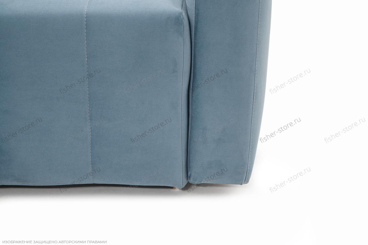 Прямой диван со спальным местом Мадлен MФ (Акула) Ножки