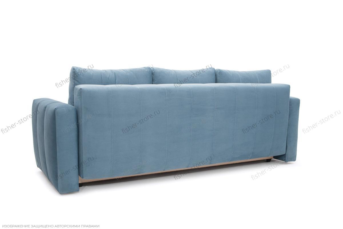 Прямой диван со спальным местом Мадлен MФ (Акула) Вид сзади
