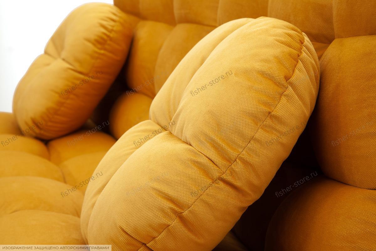 Прямой диван Остин MФ (Акула) Подушки