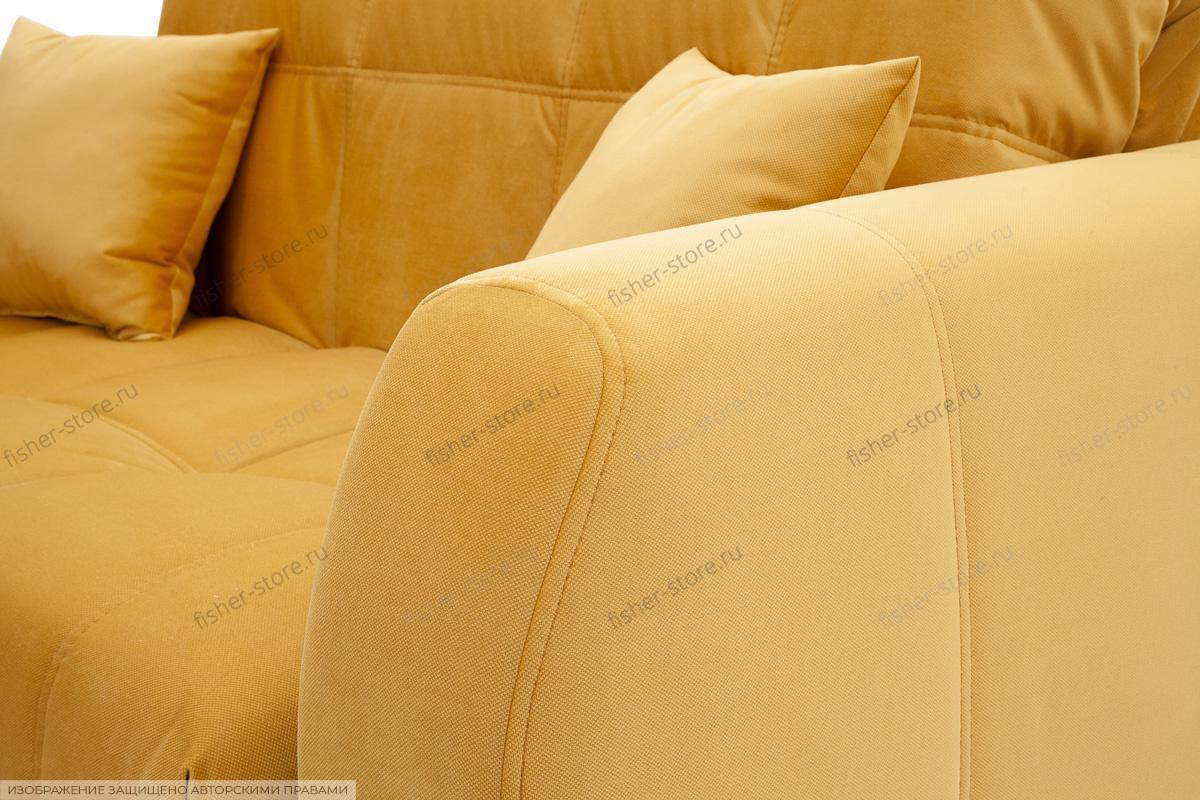 Прямой диван со спальным местом Ява-3 MФ (Акула) Подлокотник