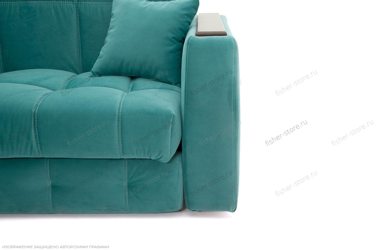 Офисный диван Ява-5 MФ (Акула) Ножки