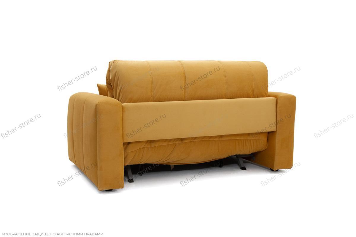 Прямой диван со спальным местом Ява-3 MФ (Акула) Вид сзади