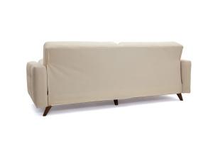 Прямой диван Милано MФ (Акула) Вид сзади
