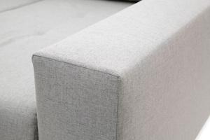 Серый угловой диван Маркиз Текстура ткани