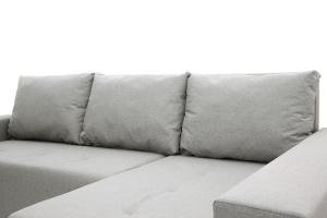 Серый угловой диван Маркиз Подушки