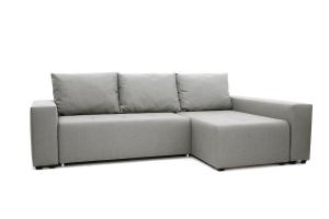 Серый угловой диван Маркиз Вид по диагонали