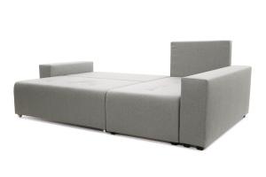 Серый угловой диван Маркиз Спальное место