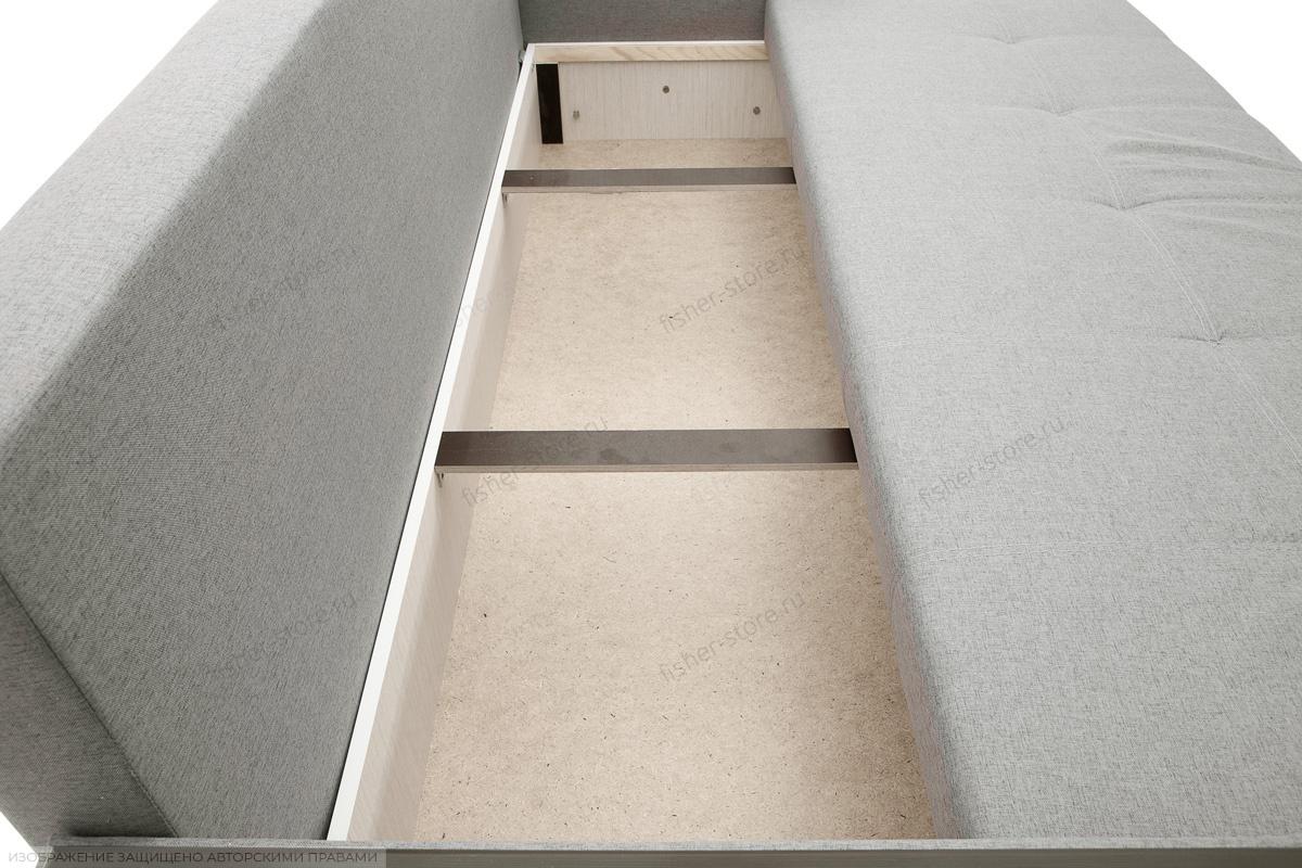 Прямой диван Атланта-3 эконом Ящик для белья