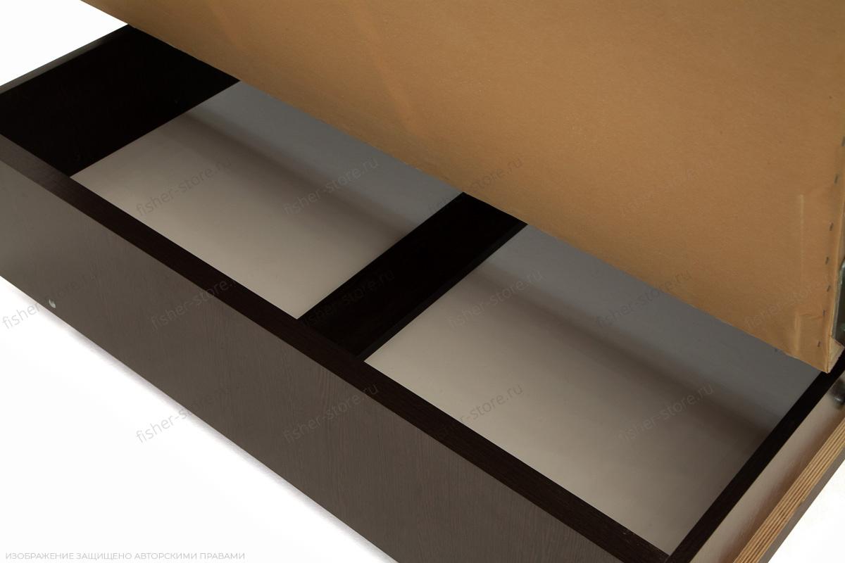 Прямой диван Аккорд эко  Ящик для белья