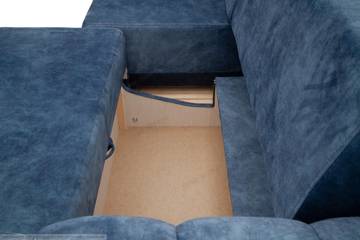 Прямой диван Олимпия-2 Ящик для белья