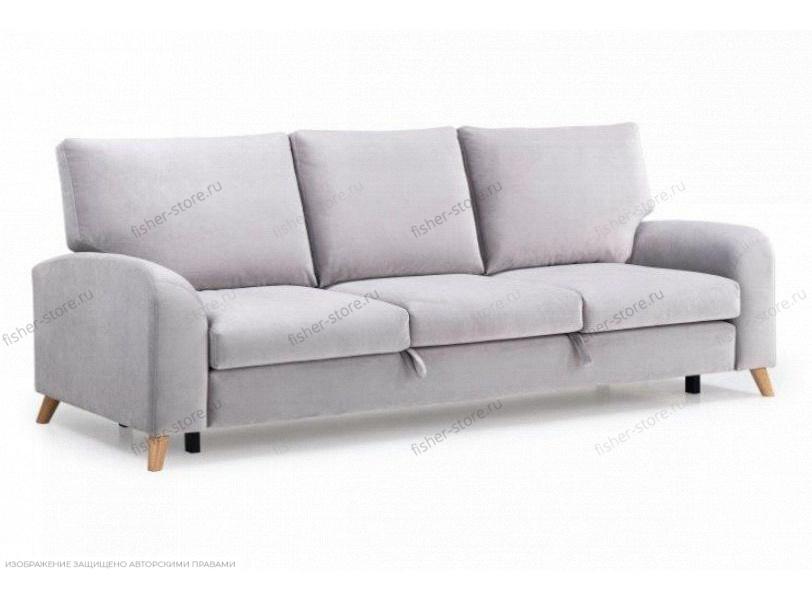 Прямой диван Хамар MФ (Furny) Вид спереди