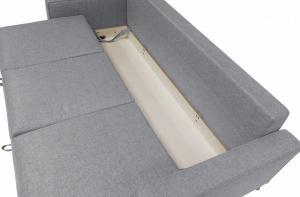 Прямой диван Порто MФ (Furny) Ящик для белья