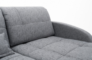 Прямой диван Гранада MФ (Furny) Текстура ткани