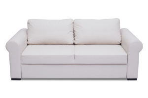Прямой диван Люфтен MФ (Furny) Вид спереди