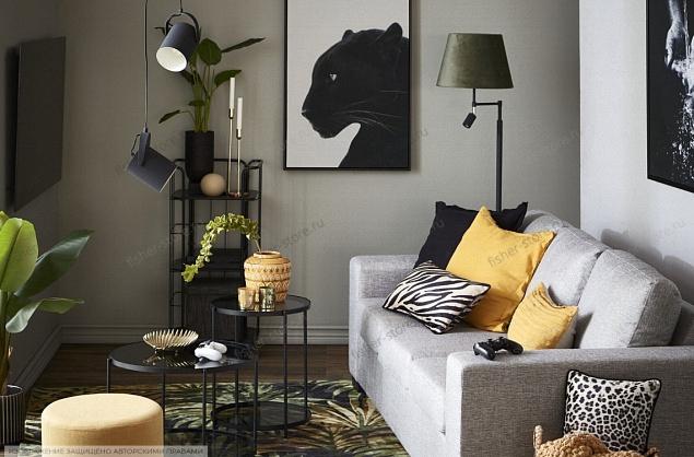Двуспальный диван Эльд MФ (Furny) Вид сбоку