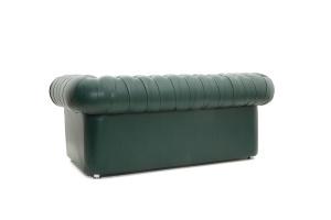 Прямой диван со спальным местом Честер MФ (So-Co) Вид сзади