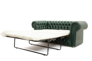 Прямой диван со спальным местом Честер MФ (So-Co) Спальное место