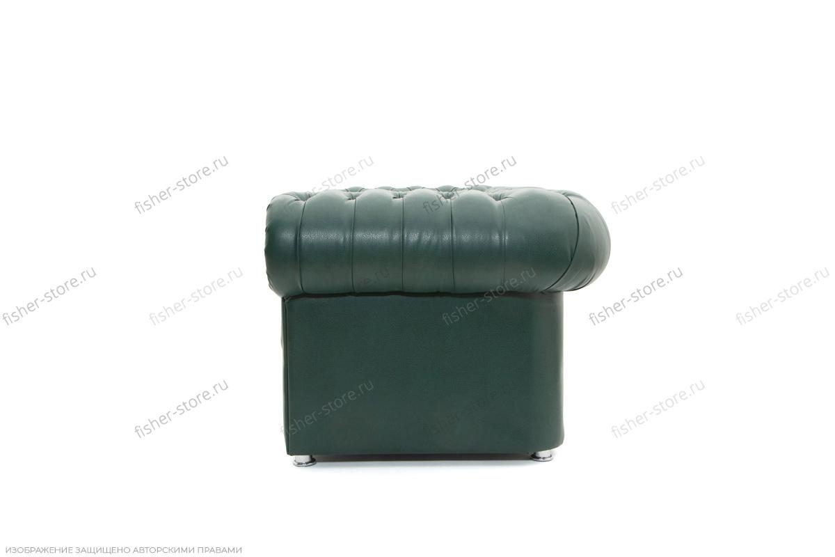 Прямой диван со спальным местом Честер MФ (So-Co) Вид сбоку