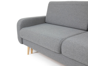 Прямой диван Белфаст (Севилья) MФ (Fiesta) Подушки