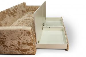 Прямой диван Лайт MФ (Fiesta) Ящик для белья