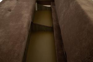 Офисный диван Вестерн-4 Ящик для белья
