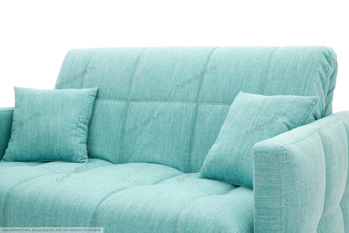 Прямой диван Ява-6 MФ (Акула) Подушки