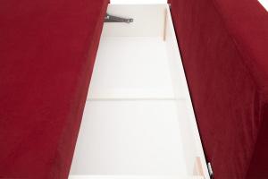 Прямой диван еврокнижка Токио-4 Ящик для белья
