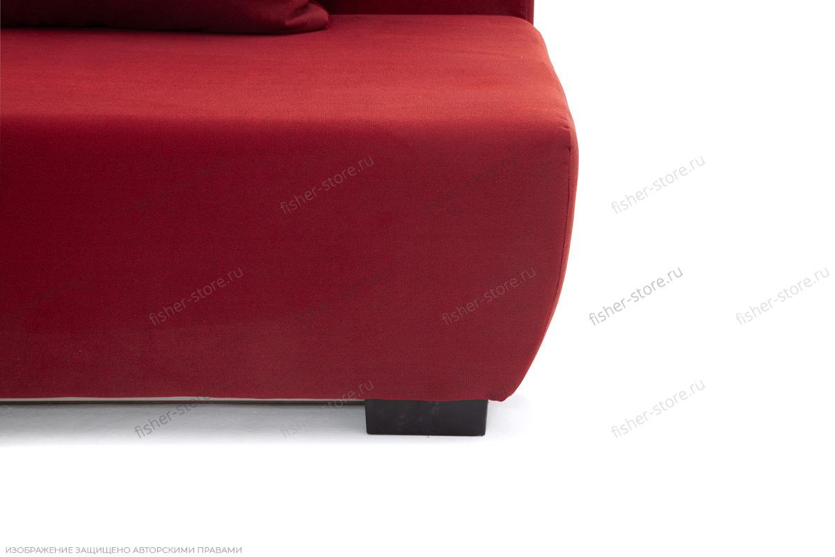 Прямой диван еврокнижка Токио-4 Ножки