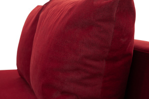 Прямой диван еврокнижка Токио-4 Текстура ткани