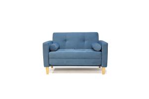 Прямой диван со спальным местом Глэм MФ (So-Co) Вид спереди