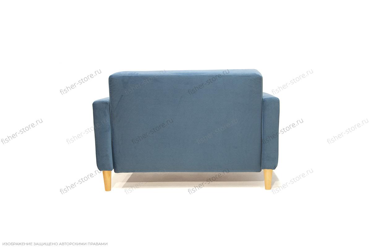 Прямой диван со спальным местом Глэм MФ (So-Co) Вид сзади